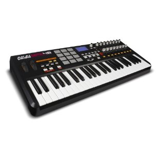 Akai MPK 49 USB/MIDI Performance Controller Keyboard