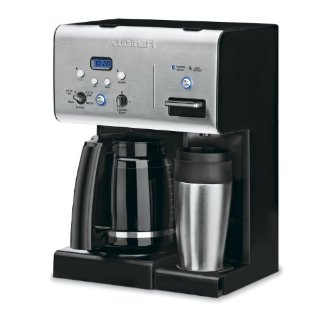 Cuisinart CHW-12 12-Cup Programmable Coffee Maker with Hot Water System