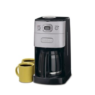 Cuisinart DGB-625BC Grind-and-Brew 12-Cup Automatic Coffee Maker