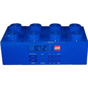 LEGO Brick Boombox  (Blue)