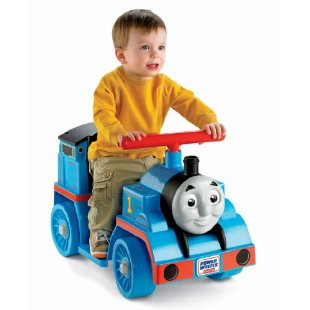 Power Wheels Thomas the Tank Engine Ride-on