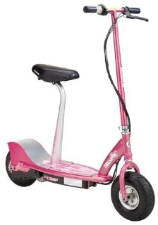 Razor E300S Seated Electric Scooter (Sweet Pea)