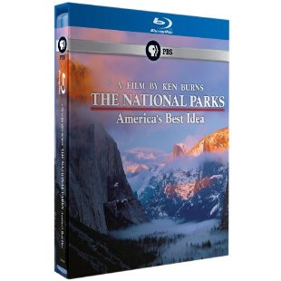 The National Parks: America's Best Idea by Ken Burns [Blu-ray]