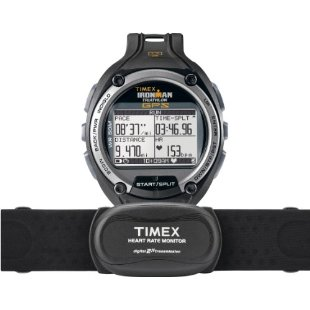 Timex Global Trainer GPS Watch with Heart Rate Monitor #T5K444