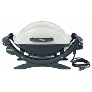Weber Q 140 Portable Electric Grill