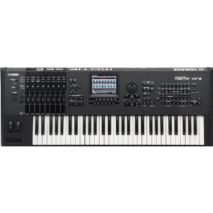 Yamaha Motif XF6 Music Production Synthesizer