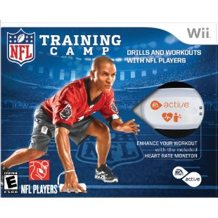 NFL Training Camp Bundle by EA Sports Active [Wii]