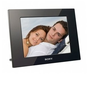 Sony DPF-D810 8 LED Digital Photo Frame