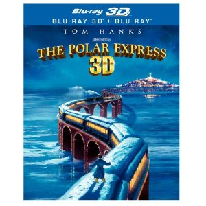The Polar Express [Single Disc Blu-ray 3D/Blu-ray Combo]