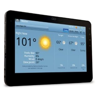 Viewsonic G-Tablet 10 Tablet with Android OS 2.2  (16GB)