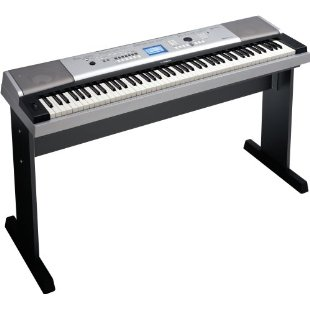 Yamaha DGX-530 Keyboard 88-Key Digital Piano