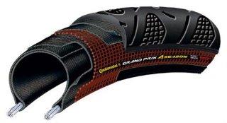 Continental Grand Prix 4 Season Kevlar Tire (700x23, Black)