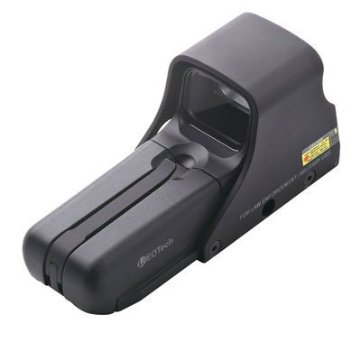 EOTech 512.A65/1 HOLOgraphic Red Dot Sight