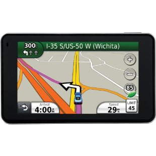 Garmin nuvi 3760LMT 4.3 GPS with Lifetime Map and Traffic Updates