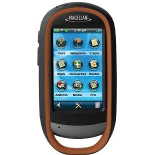 Magellan eXplorist 710 Waterproof Hiking GPS