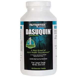 Nutramax Dasuquin or Large Dogs 60lbs+ (150 Tablets)