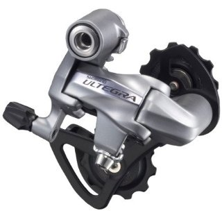 Shimano Ultegra 10-Speed Rear Derailleur (GS Medium Cage, RD-6700)