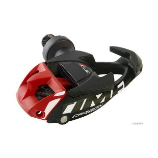 Time i-Clic Carbon Pedals (Red)