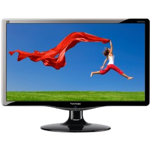 ViewSonic VA2431WM 24 Widescreen Full HD LCD Monitor with Speakers
