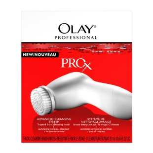 Olay ProX Advanced Cleansing System with Exfoliating Renewal Cleanser
