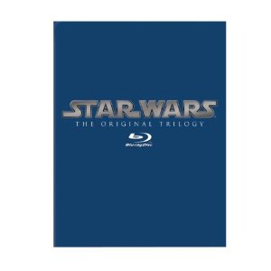 Star Wars The Original Trilogy (Episodes IV - VI) Box Set  [Blu-ray]