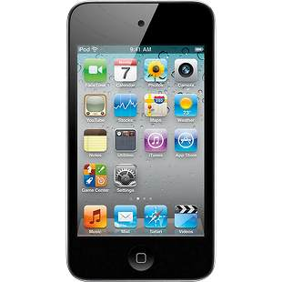 Apple iPod touch 8GB (4th Generation, UK)