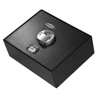 Barska Biometric Top-Opening Safe (AX11556)