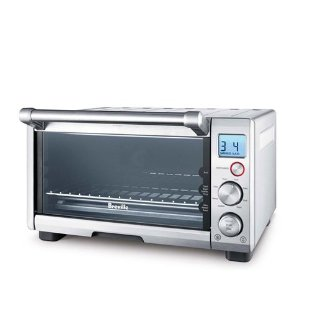 Breville Compact Smart Oven With Element Iq Bov650xl