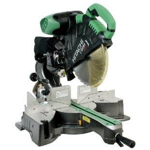 Hitachi C12RSH 12 Sliding Compound Miter Saw with Laser