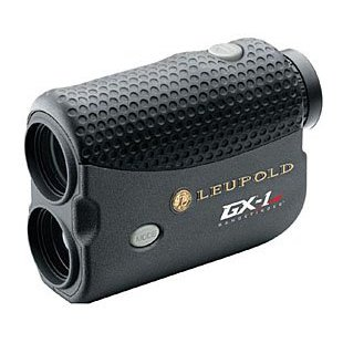 Leupold GX-1 Golf Rangefinder with PinHunter and Prism Lock