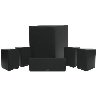 MartinLogan MLT-2 5.1-Channel Home Theater System