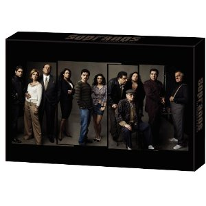 The Sopranos: The Complete Series 30 Disc DVD Box Set