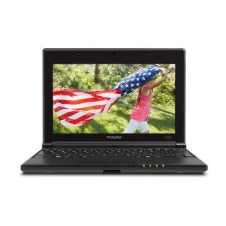 Toshiba Mini NB505-N508 10.1 Netbook with Atom N455 (Blue Backpanel, NB505-N508)