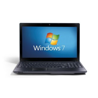 Acer Aspire AS5742Z 15.6 Notebook with 3GB, 250 HDD, Windows 7 Home 64 bit (UK Version)
