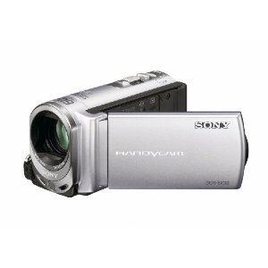 Sony DCR-SX33E Handycam Camcorder (UK Version, Silver)