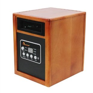 Dr. Heater DR-968 Infrared Portable Space Heater (1500w)