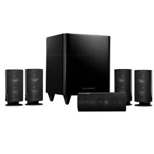Harman Kardon HKTS 20BQ 5.1 Home Theater Speaker System