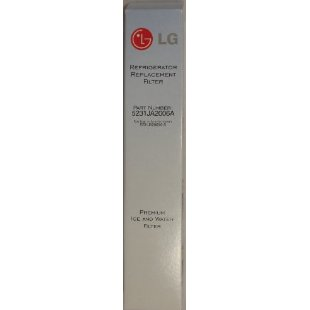 LG 5231JA2006A Refrigerator Replacement Water Filter