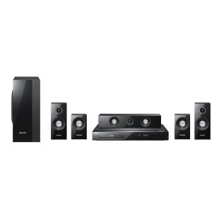 Samsung HT-C5500 Blu-ray Home Theater System with iPod / iPhone Dock, Internet@TV