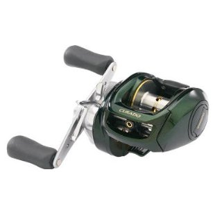 Shimano Curado 50E Baitcating Reel (CU50E, Right Handed)