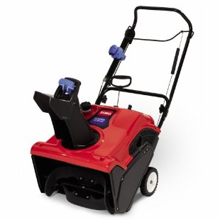 Toro Power Clear 221Q 21 Single-Stage Snowblower with Electric Start 221QE, #38584