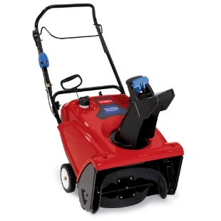 "Toro Power Clear 421QR Single Stage 21"" Snowblower w/ Recoil Start #38588"