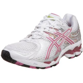 Asics GEL-Kayano 16 Running Shoes (Women's, Pink)