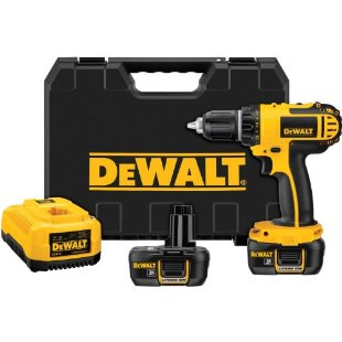 DeWalt DCD760KL 18v Cordless Compact Lithium-Ion Drill/Driver Kit