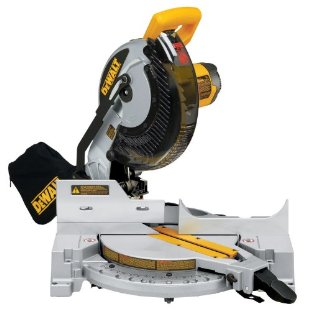 DeWalt DW713 10 Compound Miter Saw