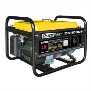 DuroStar DS4000S DuroMax 7.0 HP OHV 4-Cycle Gas Powered Portable Generator