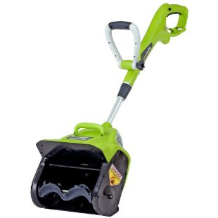 Greenworks 12 Electric Snow Thrower Shovel #26012