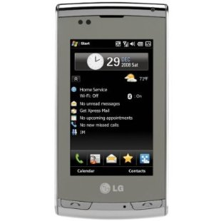 LG Incite CT810 Unlocked Phone with GPS, WIFI and 3MP Camera