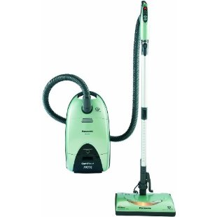Panasonic MC-CG985 OptiFlow Canister Vacuum