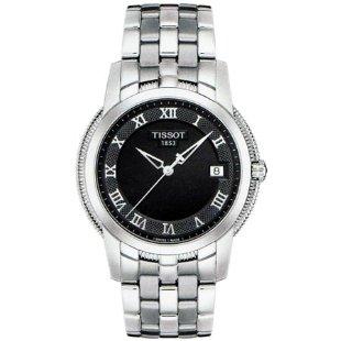Tissot Ballade III Stainless Steel Watch T0314101105300